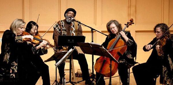 COLLAGE: Music and Poetry - Cavani String Quartet