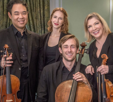 News - Cavani String Quartet